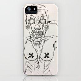 Suicidal Maniac iPhone Case