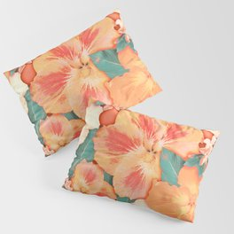 Aloha Orange Sherbet Pillow Sham