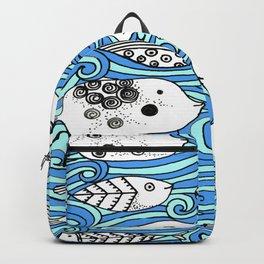Fishy Friends Backpack