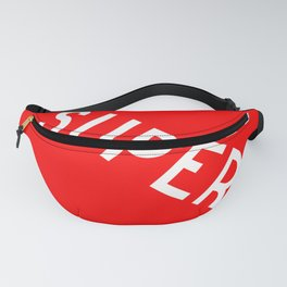 SuperRed Fanny Pack