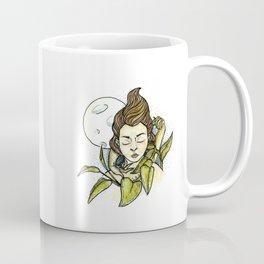 Moonlit Girl Coffee Mug