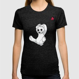 Floating-by Bear T-shirt