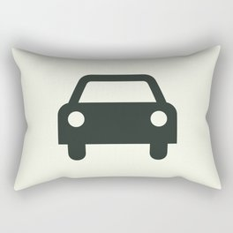 Car Rectangular Pillow
