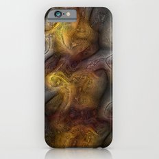 Organic digital background Slim Case iPhone 6s