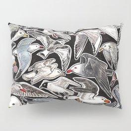Sea gulls for bird lovers Pillow Sham