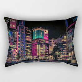Futurism/ Anthony Presley Photo Print Rectangular Pillow