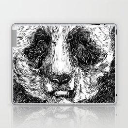 The Illustrated Panda Laptop & iPad Skin
