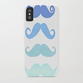Moustache iPhone Case