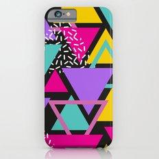 Memphis Triangles Slim Case iPhone 6s
