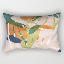 Monstera delight Rectangular Pillow
