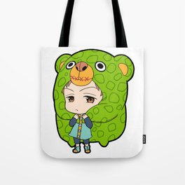 Grizzly's Sin Of Sloth - King Tote Bag