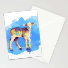 Litte Lamb Stationery Cards