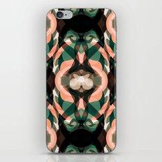 I do enjoy your company iPhone & iPod Skin