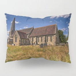 St Andrew and St Mary The Virgin Fletching Pillow Sham