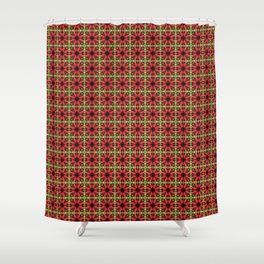 Pattern 3 Shower Curtain