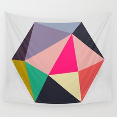 Hex series 1.4 Wall Tapestry