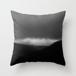 Exmoor IX Throw Pillow