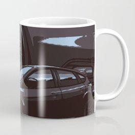 Focus ST hatchback design  Coffee Mug