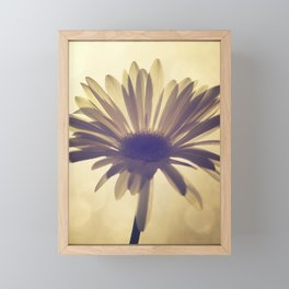 Flowers photo Framed Mini Art Print