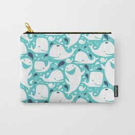 Whale Of A Time Carry-All Pouch