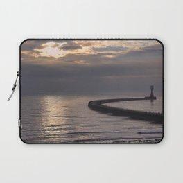 Roker Pier Sunderland Laptop Sleeve