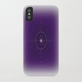 Space Bass iPhone Case