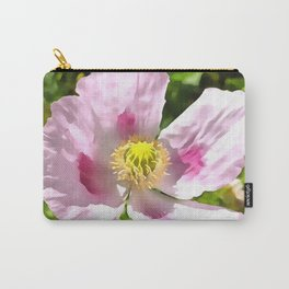Papaver Somniferum Opium Poppy Carry-All Pouch