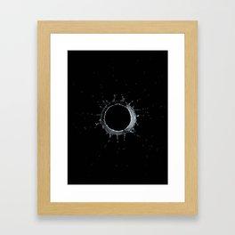R+S_Highwall_1.1 Framed Art Print