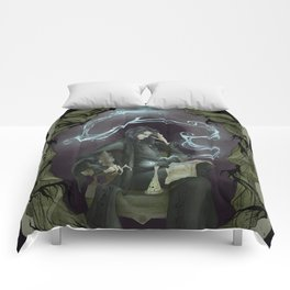 Tragically Ever After: Severus Snape Comforters