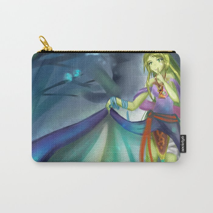 Forest of Spirits Carry-All Pouch