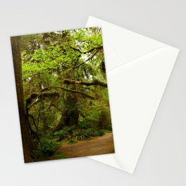 The Opulence Of The Rainforest Stationery Cards