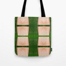 Whack Grass Tote Bag