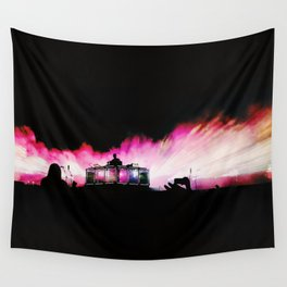 Flume Color Strip Wall Tapestry