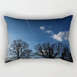 Shoot for the sky Rectangular Pillow