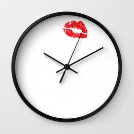 Sassy Like My Mama Wall Clock