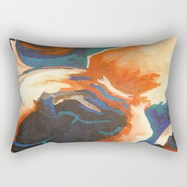French Bulldog Rectangular Pillow