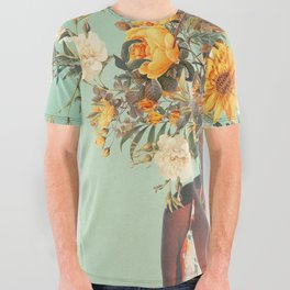 You Loved me a Thousand Summers ago All Over Graphic Tee