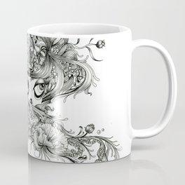 The wind blow my hair Coffee Mug