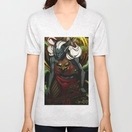 Dragon Age UNBOUND Unisex V-Neck