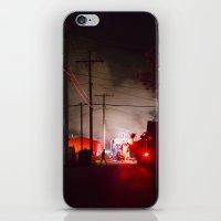 the neighbourhood iPhone & iPod Skins featuring Neighbourhood Watch #2 by sabrina millis