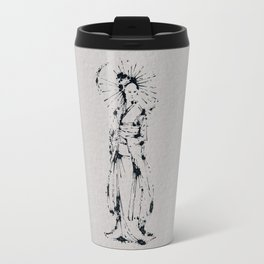 Splaaash Series - Kimono Girl Ink Travel Mug