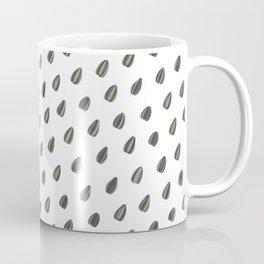 Pipas (sunflower seeds) pattern. Coffee Mug