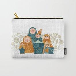 matryoshkas Carry-All Pouch