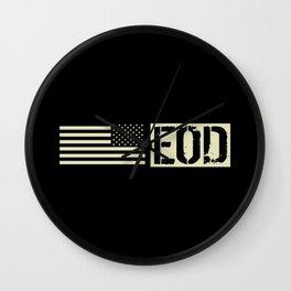 Military: EOD Wall Clock