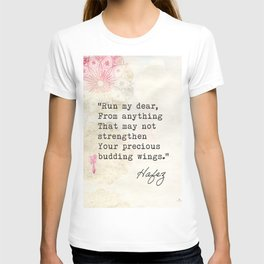 Hafez Old quote T-shirt