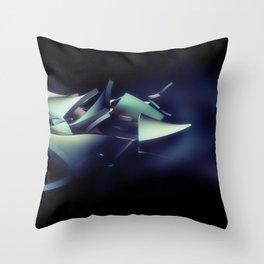 Husk 01 Throw Pillow