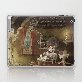 A Merrier World Laptop & iPad Skin