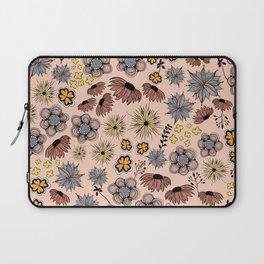 flowersketch Laptop Sleeve
