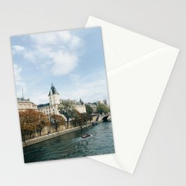 Europe in October Stationery Cards