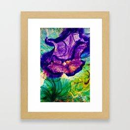 New Garden Framed Art Print